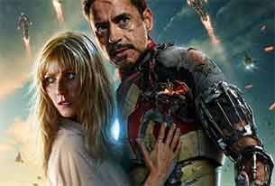 Review of Iron Man 3 Movie