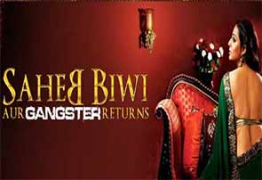 Movie review saheb biwi aur gangster returns