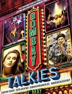 Music review of Bombay Talkies