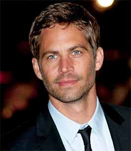 Hollywood actor Paul Walker death