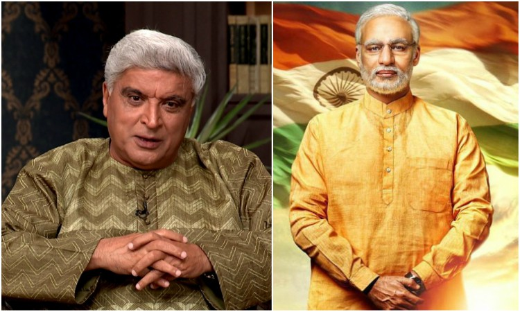 javed akhtar never wrote any songs for narendra modi film
