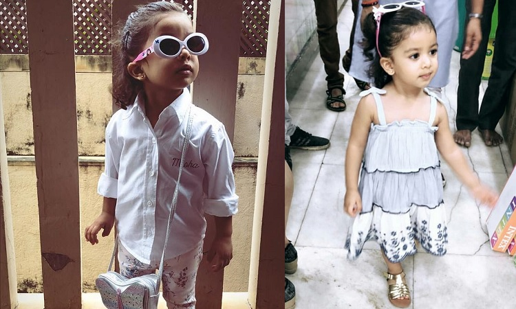 misha kapoor is becoming a designer picks up her own outfit