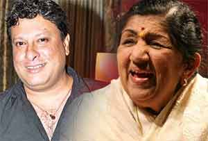 Dhulia and Lata mangeshkar