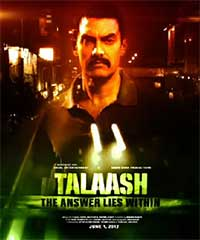 aamir khan's movie talaash