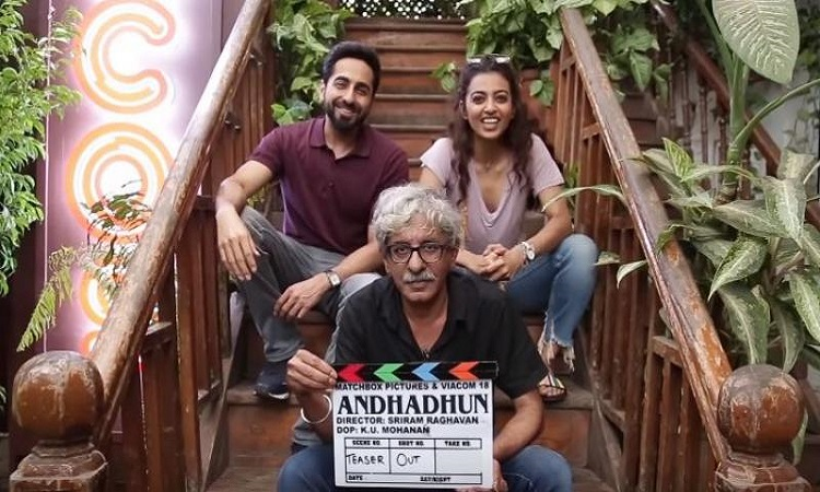 andhadhun earns 300 crores in china