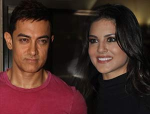 I would love to work with aamir khan: sunny leone