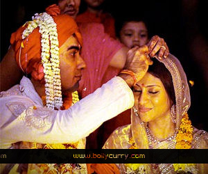 The Wedding Was Said To Be A Mixture Of Bengali And Punjabi Rituals Keeping True Both Their Cultures