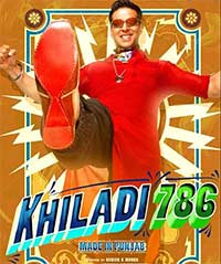 Khiladi 786 music review