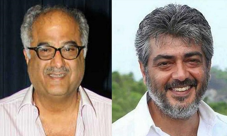 ajith to work in bollywood