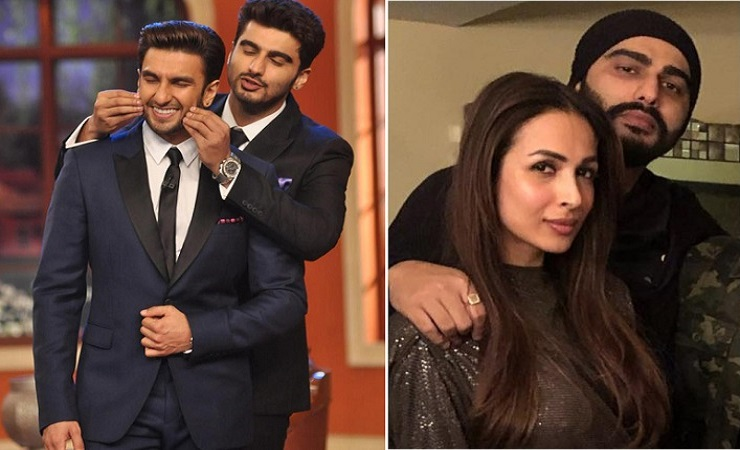 ranveer singh to be arjun kapoor's best man at his wedding to Malaika