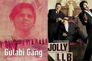 gulabi gang and jolly llb