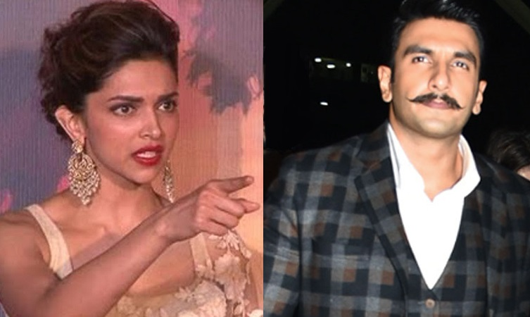 deepika ranveer fight