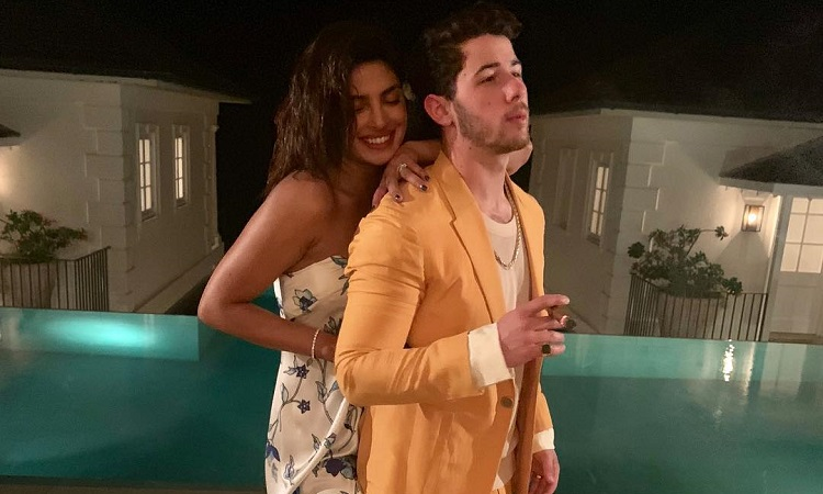 priyanka chopra with hubby nick jonas