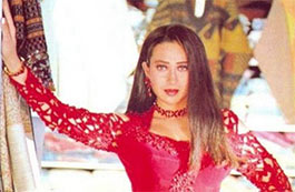karisma kapur in raja hindustani movie