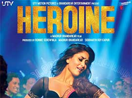 madhur bhandarkar's directed movie heroin