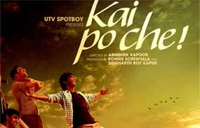 kai po che!' to release Feb 22, 2013