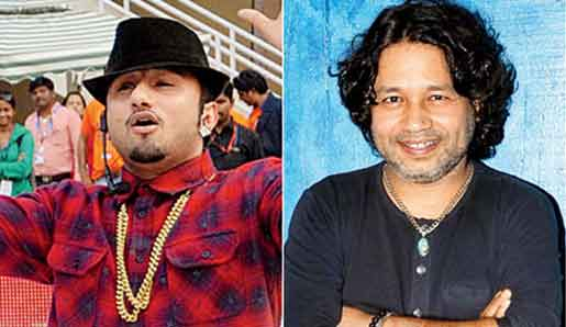 kailash kher and honey singh