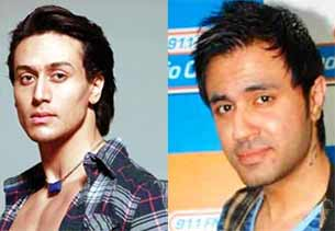 mustafa zahid sings for tiger shroff in heropanti