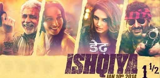 movie review of dedh ishqiya
