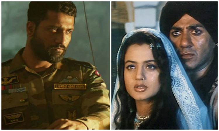 uri and gadar are on similar lines