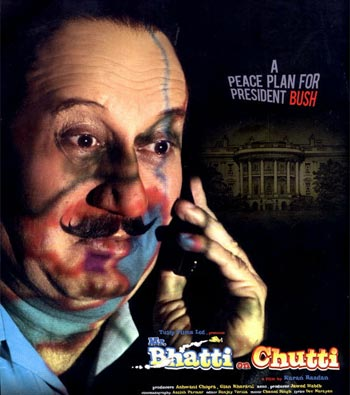 Movie review mr. bhatti on chutti