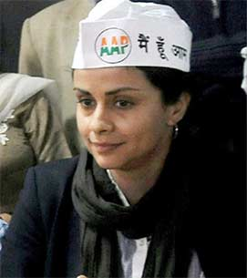 gul panag busy in election