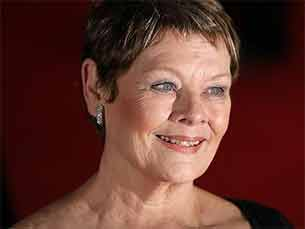 Judi Dench chose