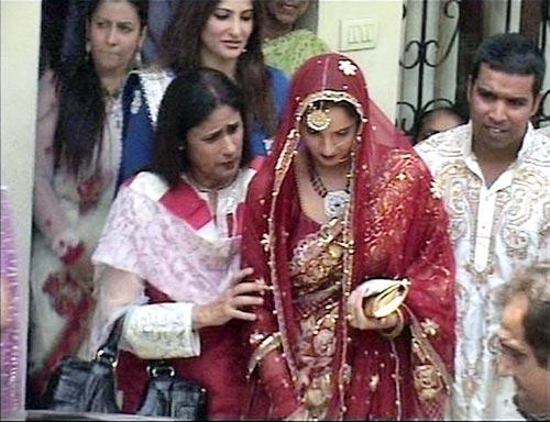 Shoaib Malik And Sania Mirza Tie The Knot