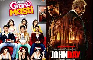 John Day and grand masti movie