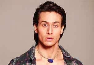 tiger shroff in movie heropanti