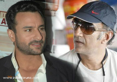 saif ali khan and milan luthria