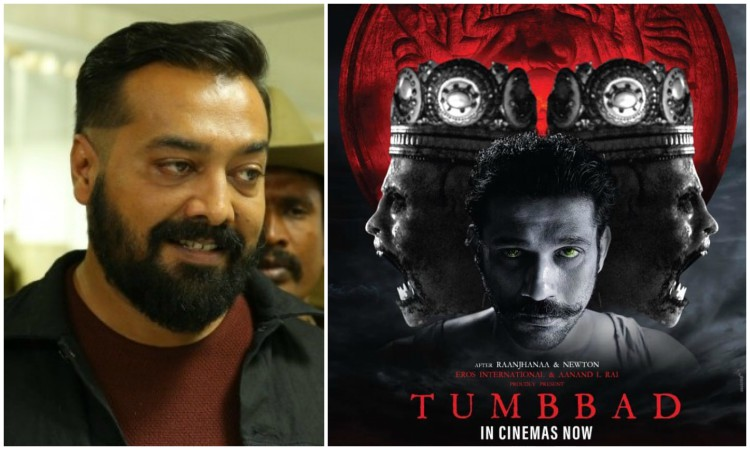 anurag kashyap is jealous of tumbbad movie