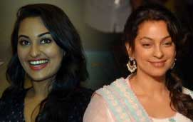 juhi and sonakshi
