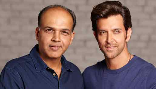 ashutosh gowariker and Bollywood star hrithik roshan