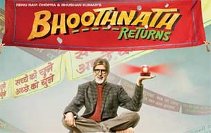 Megastar amitabh bachchan in bhoothnath returns