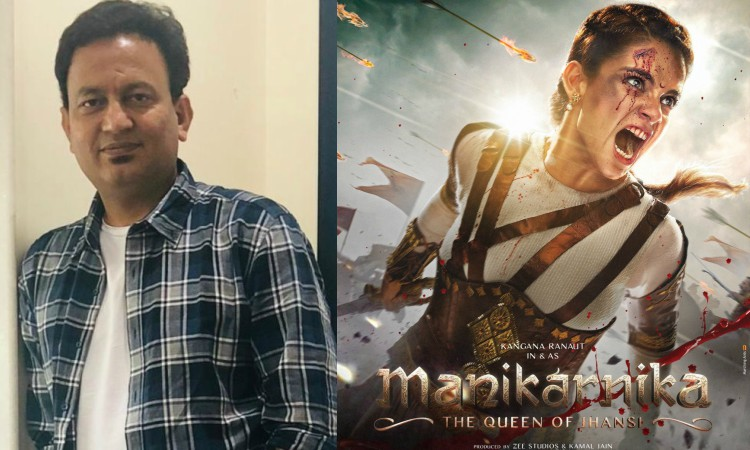 kamal jain proud of manikarnika co producer