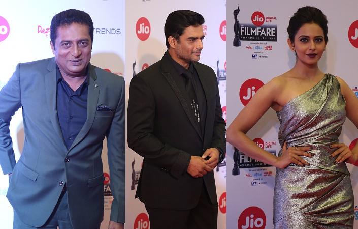 The Th Jio Filmfare Awards South  Was An Exceptional Evening Dominated By Prominent Personalities From The Film Fraternity Such As A R Rahman