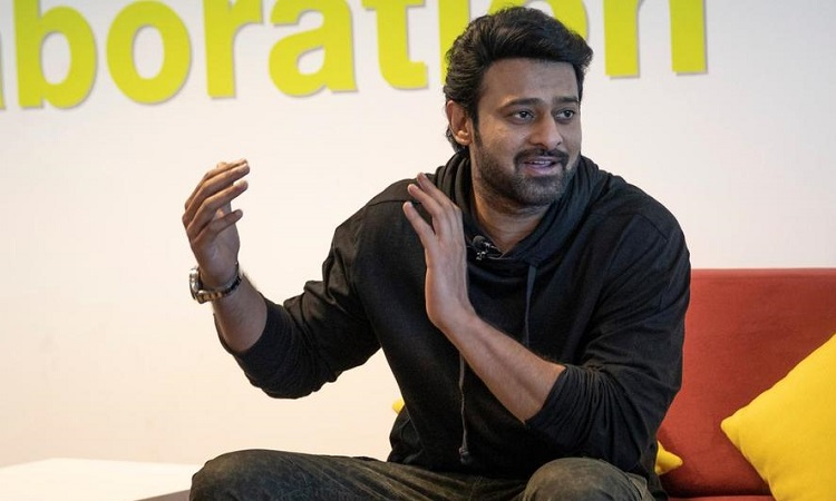 prabhas to celebrate pongal with family