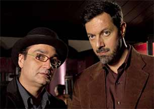 Rajat kapoor and Vinay pathak