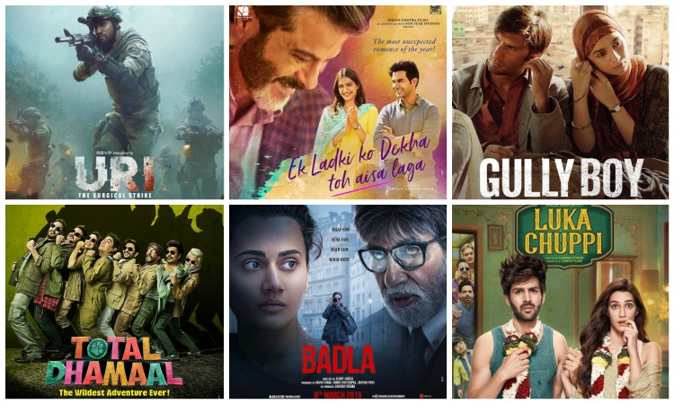 how bollywood performed in the first quarter