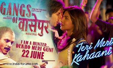 gangs of wasseypur and teri meri kahaani