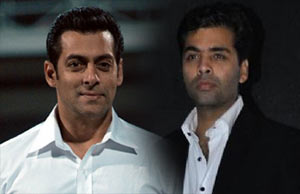 karan johar and salman khan