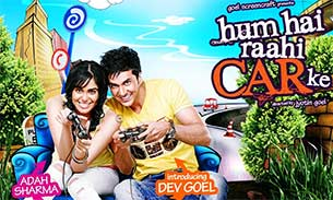 Movie review of hum hai raahi car ke
