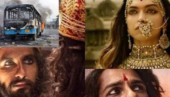 bollywood on bus attack over padmaavat