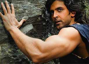 hrithik roshan in krrish 3 movie
