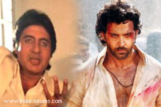 Vijay Dinanath Chauhan in agneepath movie