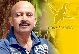 rakesh roshan and toonz animation