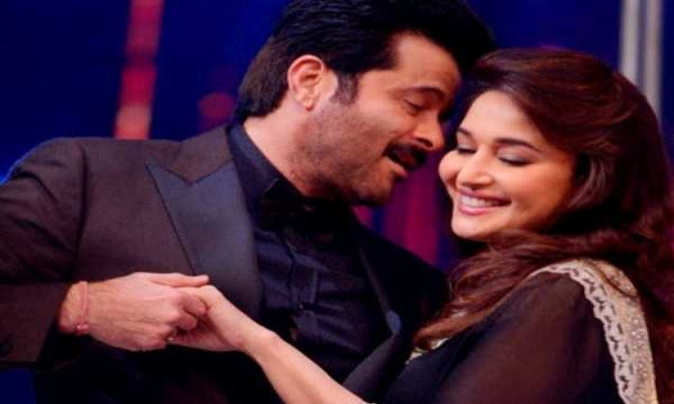 anil talks about his bond with madhuri
