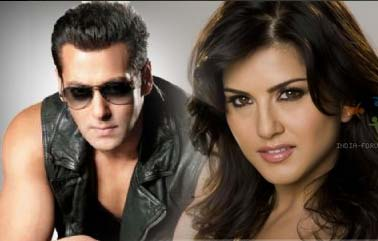salman khan and sunny leone
