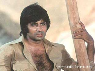 amitabh bachchan (Big B) in trishul movie